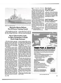 Maritime Reporter Magazine, page 25,  Jul 1988 John Barry