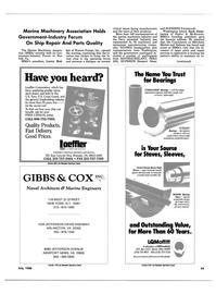 Maritime Reporter Magazine, page 33,  Jul 1988 Ohio