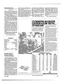 Maritime Reporter Magazine, page 37,  Jul 1988 Indiana