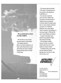 Maritime Reporter Magazine, page 43,  Jul 1988
