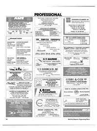 Maritime Reporter Magazine, page 46,  Jul 1988
