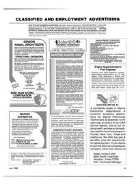 Maritime Reporter Magazine, page 49,  Jul 1988 east coast