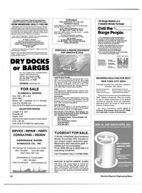 Maritime Reporter Magazine, page 50,  Jul 1988 Ontario