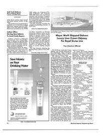 Maritime Reporter Magazine, page 10,  Aug 1988 Illinois