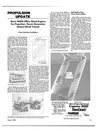 Maritime Reporter Magazine, page 13,  Aug 1988 Bremen