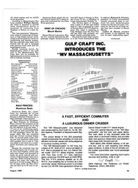 Maritime Reporter Magazine, page 23,  Aug 1988 Rhode Island
