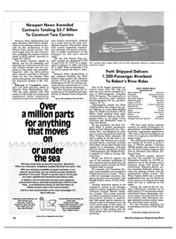 Maritime Reporter Magazine, page 26,  Aug 1988
