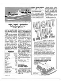 Maritime Reporter Magazine, page 27,  Aug 1988 Alaska