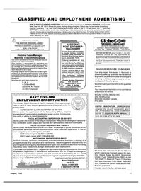 Maritime Reporter Magazine, page 33,  Aug 1988 Maryland