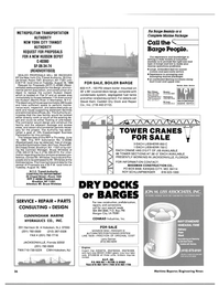 Maritime Reporter Magazine, page 34,  Aug 1988