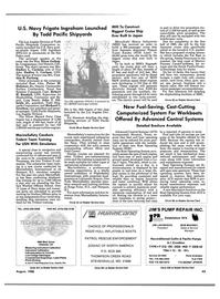 Maritime Reporter Magazine, page 39,  Aug 1988 Caribbean