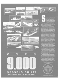 Maritime Reporter Magazine, page 4th Cover,  Aug 1988