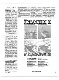 Maritime Reporter Magazine, page 3,  Aug 1988 Carl Jacobsen