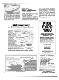 Maritime Reporter Magazine, page 6,  Aug 1988 Massachusetts