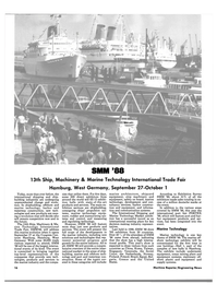 Maritime Reporter Magazine, page 14,  Sep 1988 bor equipment products