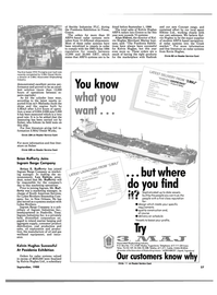 Maritime Reporter Magazine, page 21,  Sep 1988 Kevin Hughes