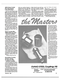 Maritime Reporter Magazine, page 23,  Sep 1988