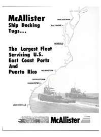 Maritime Reporter Magazine, page 1,  Sep 1988 McAllister Brothers Inc.
