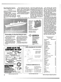 Maritime Reporter Magazine, page 40,  Sep 1988 Michigan
