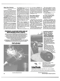 Maritime Reporter Magazine, page 42,  Sep 1988 Connecticut