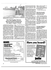 Maritime Reporter Magazine, page 46,  Sep 1988 Mississippi