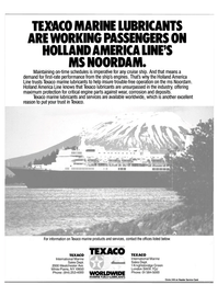 Maritime Reporter Magazine, page 4th Cover,  Sep 1988 Holland America