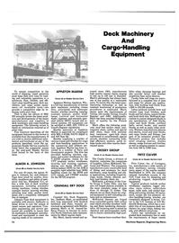 Maritime Reporter Magazine, page 10,  Oct 1988 Massachusetts