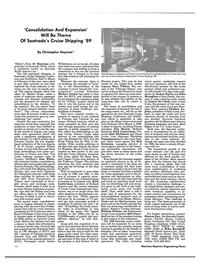 Maritime Reporter Magazine, page 21,  Oct 1988 Caribbean
