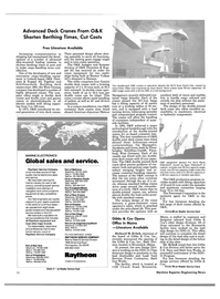 Maritime Reporter Magazine, page 25,  Oct 1988