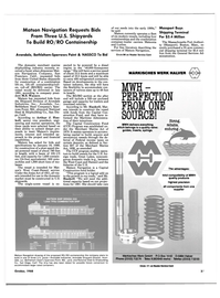 Maritime Reporter Magazine, page 26,  Oct 1988 Great Lakes