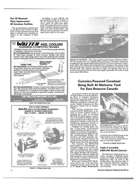 Maritime Reporter Magazine, page 27,  Oct 1988 the Aegis