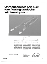 Maritime Reporter Magazine, page 1,  Oct 1988