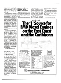 Maritime Reporter Magazine, page 28,  Oct 1988 Massachusetts