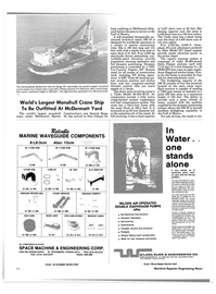 Maritime Reporter Magazine, page 29,  Oct 1988