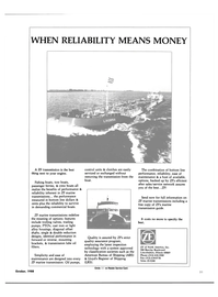 Maritime Reporter Magazine, page 32,  Oct 1988