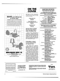 Maritime Reporter Magazine, page 2,  Oct 1988 Lucia Annunziata