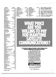 Maritime Reporter Magazine, page 38,  Oct 1988 Massachusetts