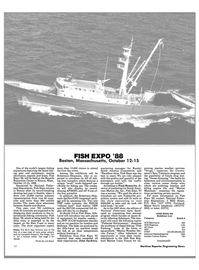 Maritime Reporter Magazine, page 41,  Oct 1988