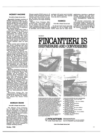 Maritime Reporter Magazine, page 44,  Oct 1988
