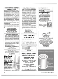 Maritime Reporter Magazine, page 54,  Oct 1988 Gulf coast