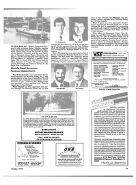 Maritime Reporter Magazine, page 55,  Oct 1988