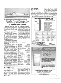 Maritime Reporter Magazine, page 5,  Oct 1988 Florida