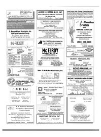 Maritime Reporter Magazine, page 98,  Nov 1988 California