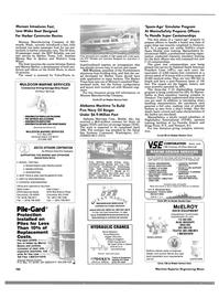 Maritime Reporter Magazine, page 102,  Nov 1988