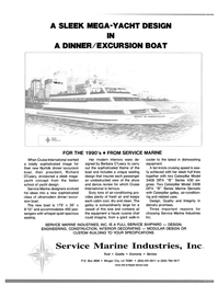 Maritime Reporter Magazine, page 4th Cover,  Nov 1988
