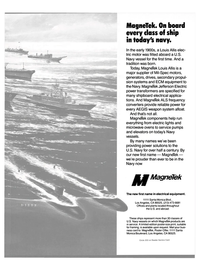 Maritime Reporter Magazine, page 11,  Nov 1988 power solutions