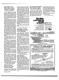 Maritime Reporter Magazine, page 13,  Nov 1988 the Aegis