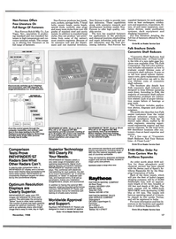 Maritime Reporter Magazine, page 15,  Nov 1988 food