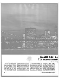 Maritime Reporter Magazine, page 18,  Nov 1988 Society