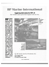 Maritime Reporter Magazine, page 21,  Nov 1988
